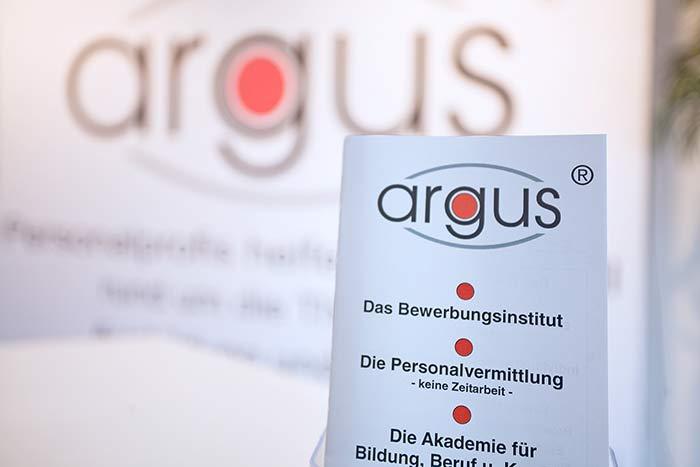 Institut argus - Bewerbungsinstitut - Personalvermittlung in Bamberg
